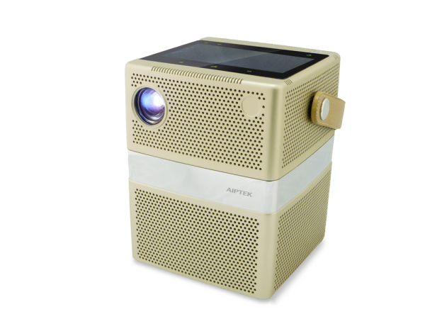 Aiptek P800 Projector with Tables